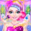 Pink Princess - Makeover Games