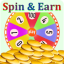 Spin And Earn - Win real money