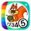 Color by Numbers - Animals +