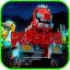 dinozor truck safaride game