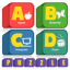 ABC Puzzle for Smart Kids
