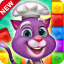 Blaster Chef: Culinary match  collapse puzzles