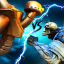 Robot Rivals War The Fighting Game