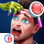 ER Hospital 5 Zombie Brain Surgery Doctor Game