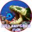 Simulator Feed And Grow : Fish Game