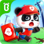 Baby Panda: Earthquake Rescue 2