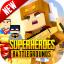 Superheroes Battlegrounds  Pixel battle royale