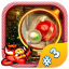 3 Hidden Object Games - Christmas at the Mansion
