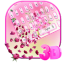 3D Bright Colorful Flowers Keyboard