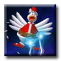 Chicken Invaders II Christmas Edition