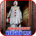 Pennywise Evil Clown Granny - Horror Game 2019