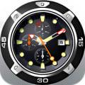 Desktop Clock: Wallpaper Clock & Live Dock Icon