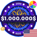 Millionaire 2019 - General Knowledge Quiz US