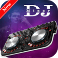 DJ Name Mixer With Music Player - Mix Name To Song