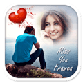 Miss You Photo Frames HD