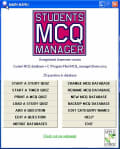 Students MCQ Manager