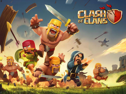 Super Clash of Clans for Android - Download KO71