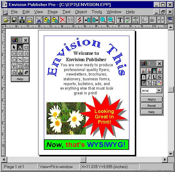 EnVision Publisher for Windows Windows Download