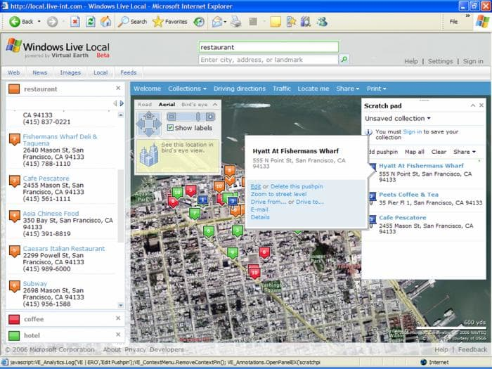 Bing Maps Download