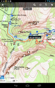 Backcountry Navigator Vs Atlogis US Topo Maps Pro Gaia GPS US