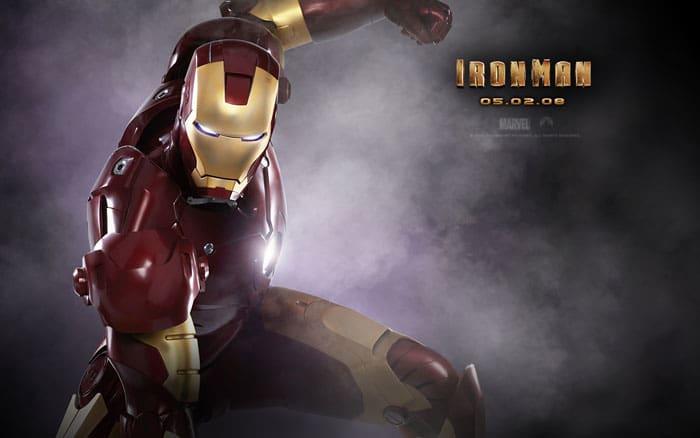 Iron Man Wallpaper 34447: Iron Man Wallpaper
