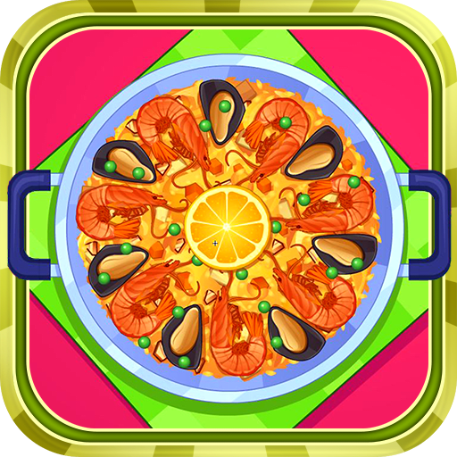 Authentic Spanish Paella Game