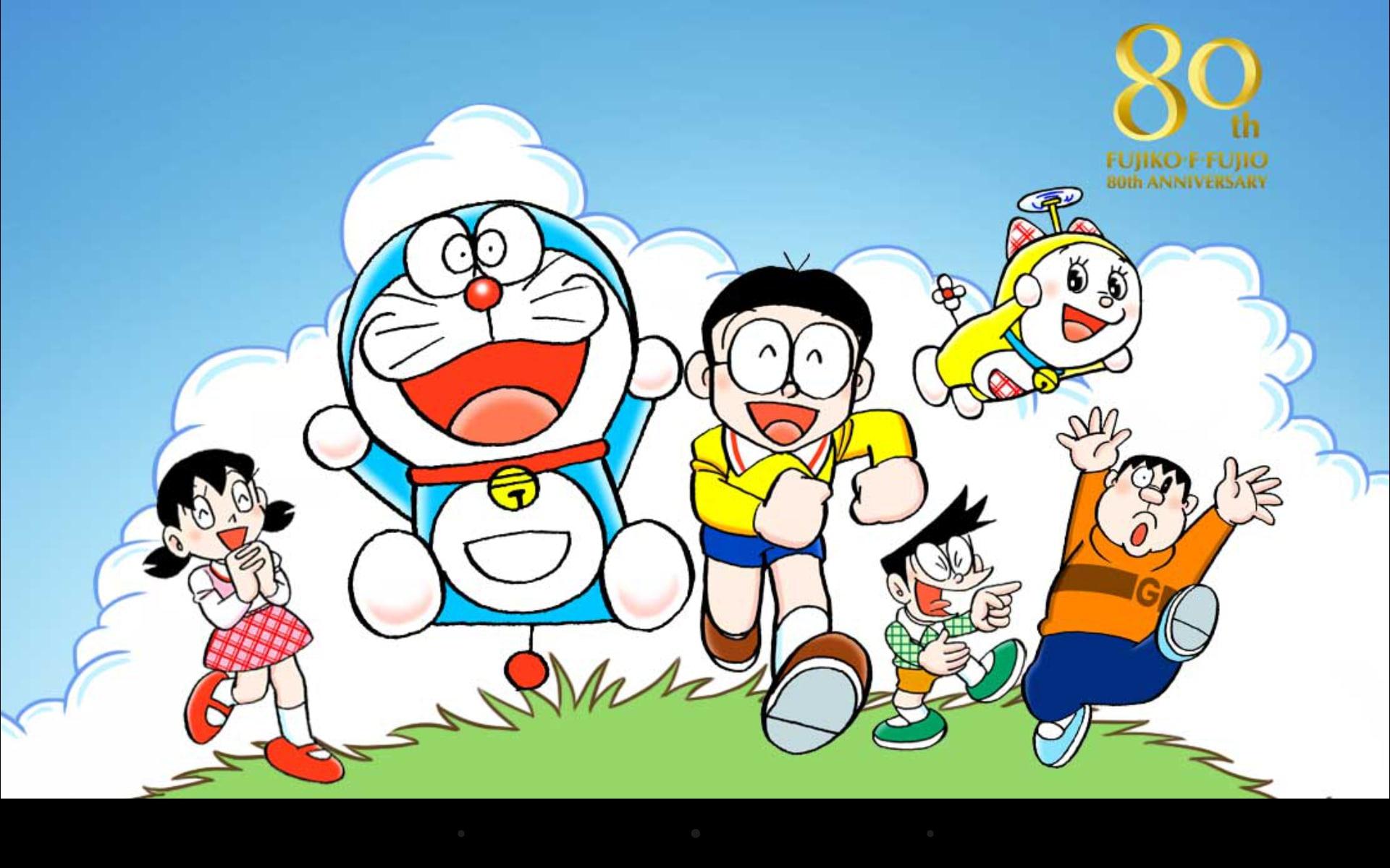 Doraemon Repair Shop For Android Download