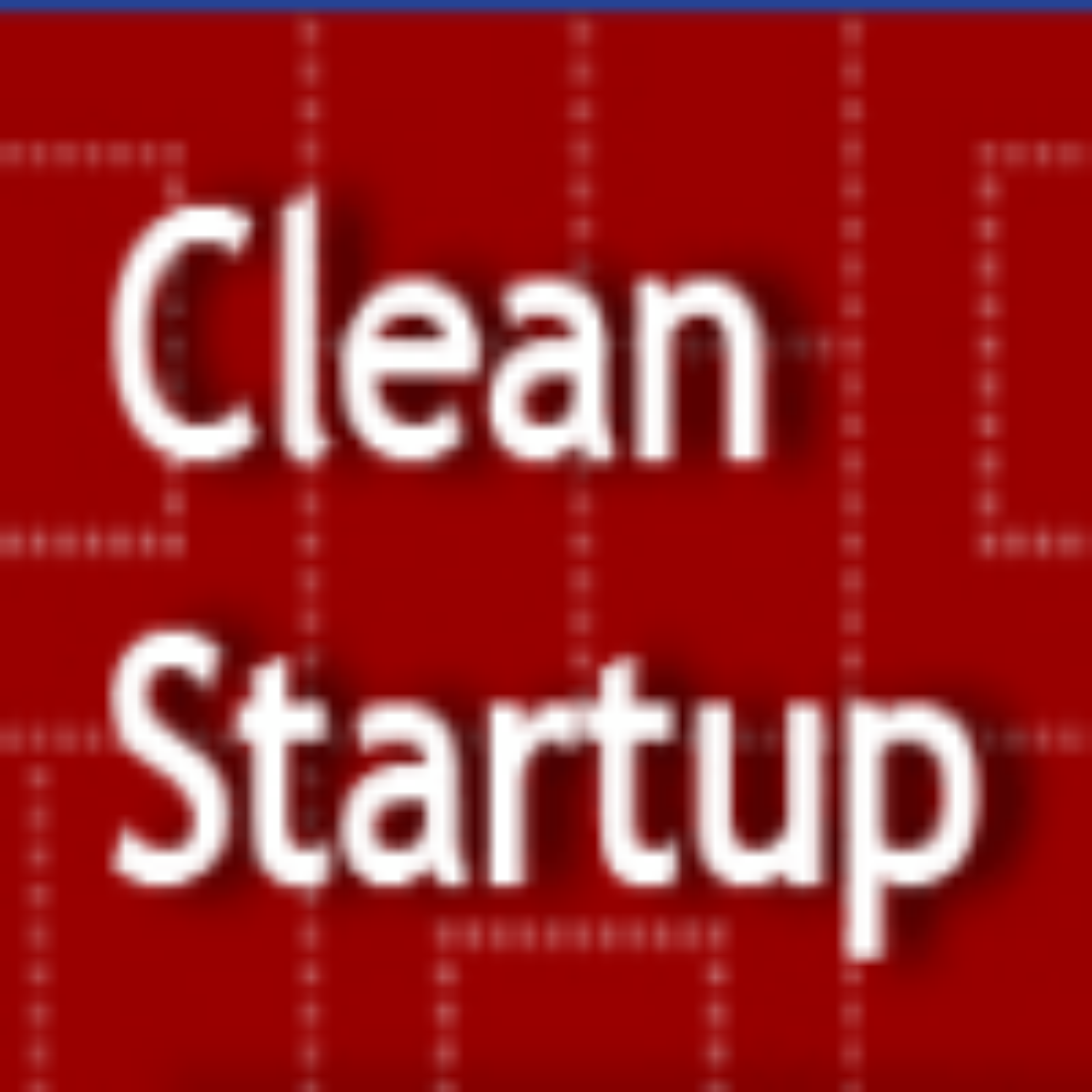 Clean Startup
