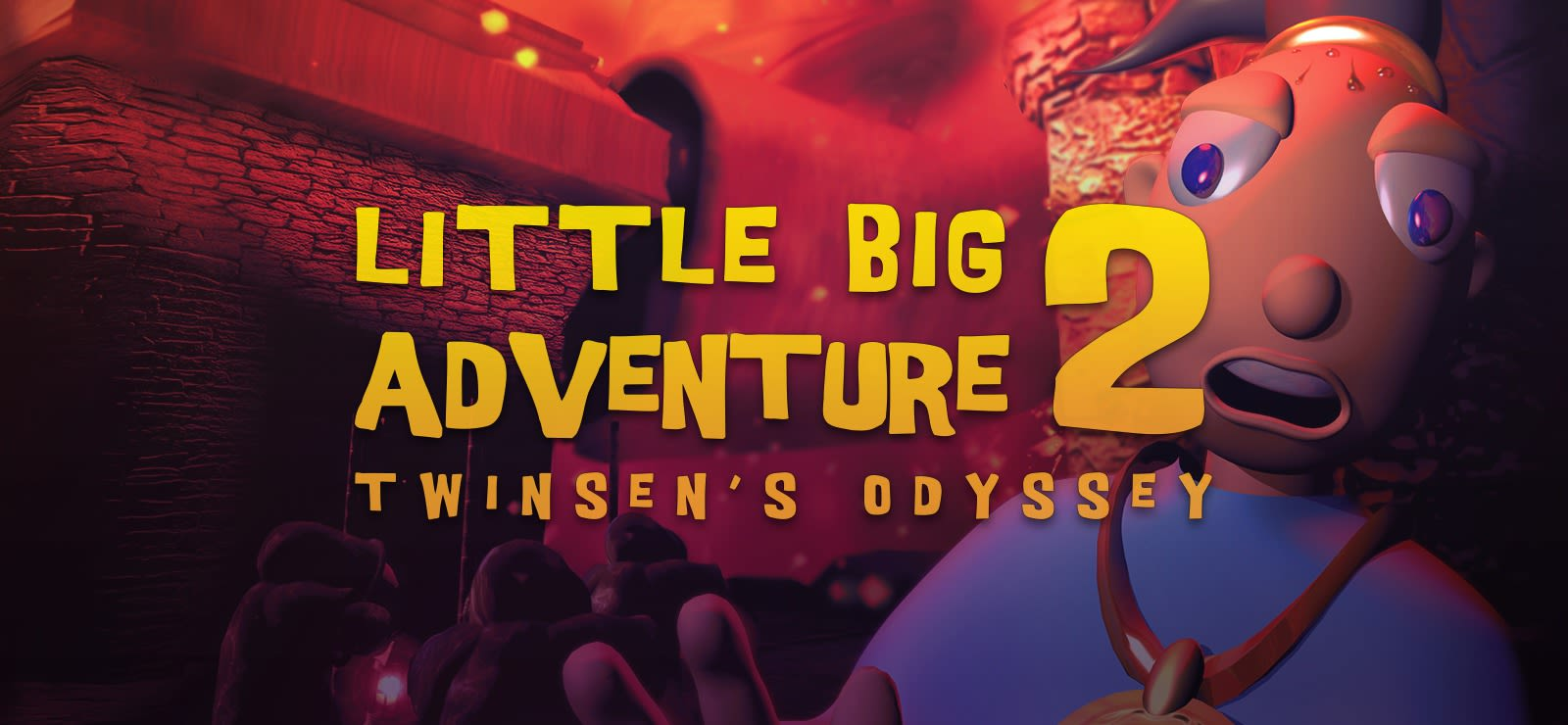 Little Big Adventure 2 (Twinsen'S Odyssey)