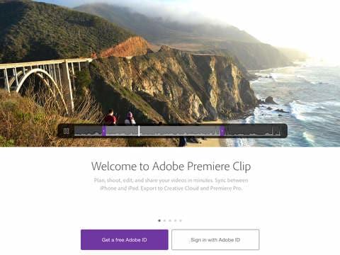 Adobe Premiere Clip 1.0.0