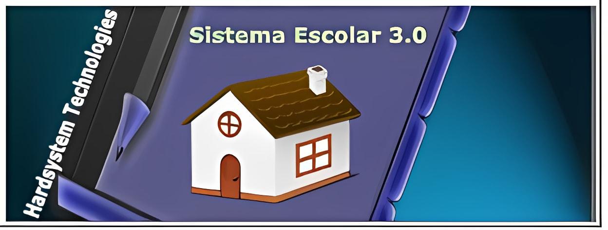 Sistema Escolar 3.0