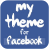 My theme for facebook™ 2.2.7 (Google Chrome)