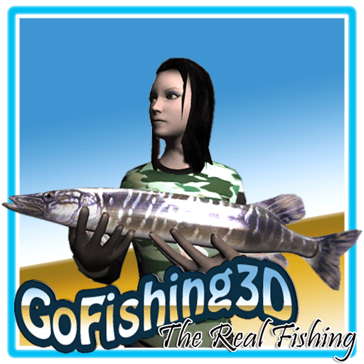 GoFishing3D The Real Fishing 1