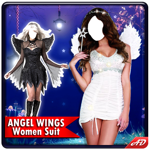 Angel Wings Women Suit