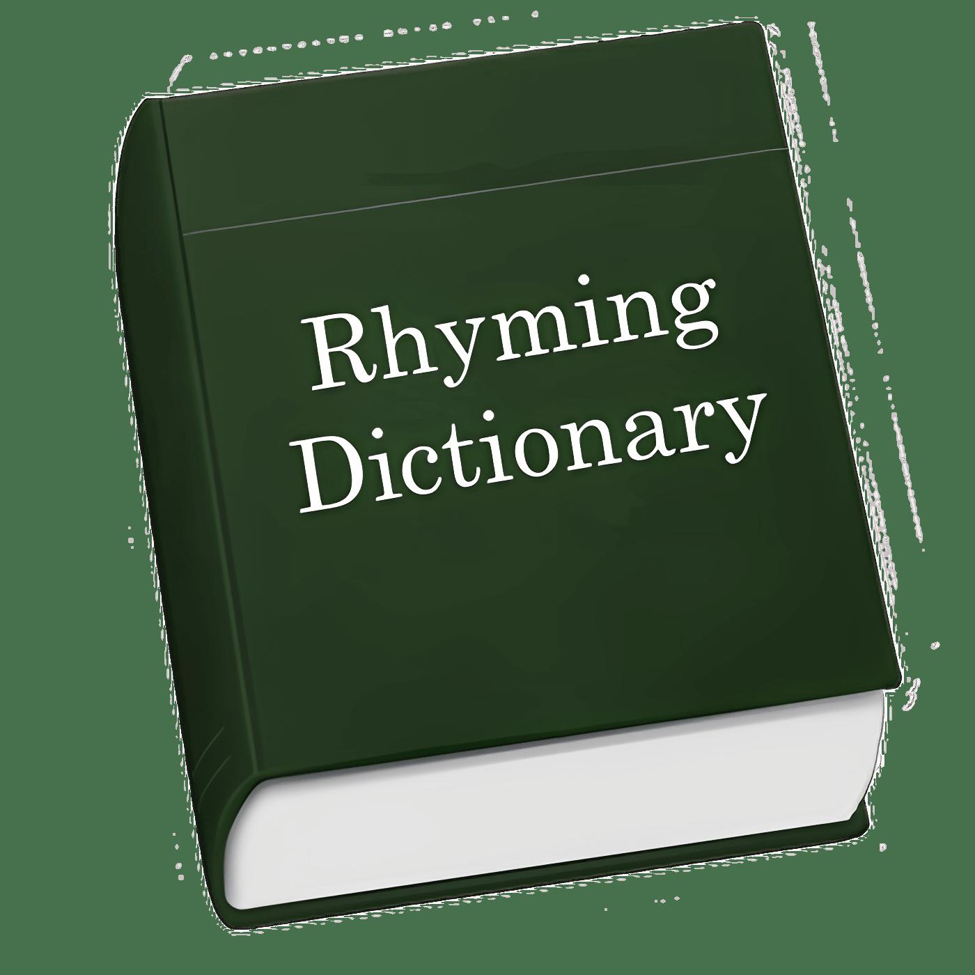 Rhyme Finder 3.5