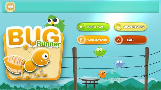 Bug Runner 2D