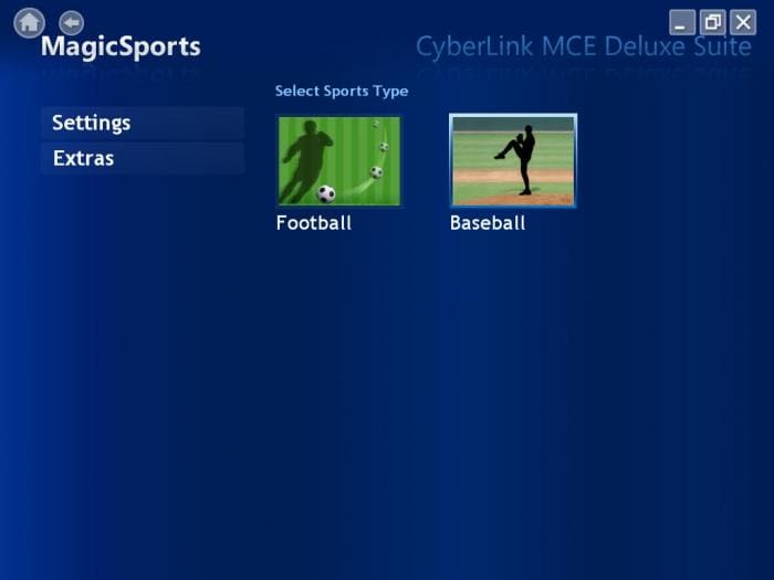 CyberLink MagicSports