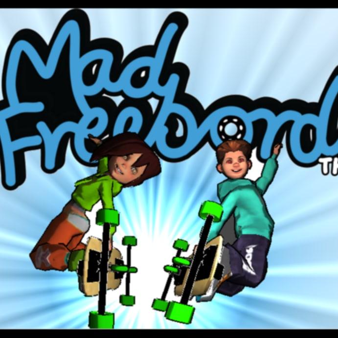Mad Freebording Snowboarding