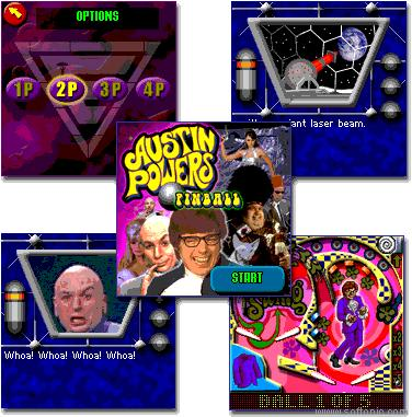 Austin Powers Pinball