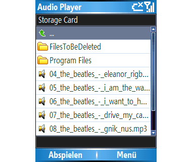 Vito AudioPlayer
