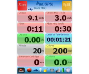 Run.GPS Trainer UV