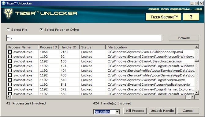 Tizer Unlocker
