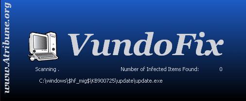VundoFix