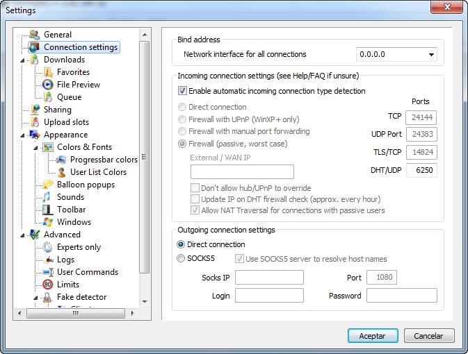 StrongDC++ - Descargar
