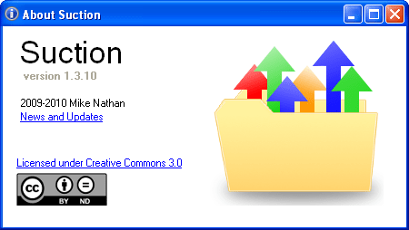 Suction 1.3.8