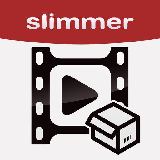 Video Slimmer: Shrink, trim, merge, rotate movies
