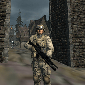 Temple Rescue Commando