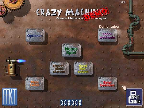 Crazy Machines II