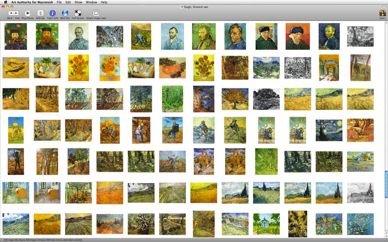 Art Authority for Mac