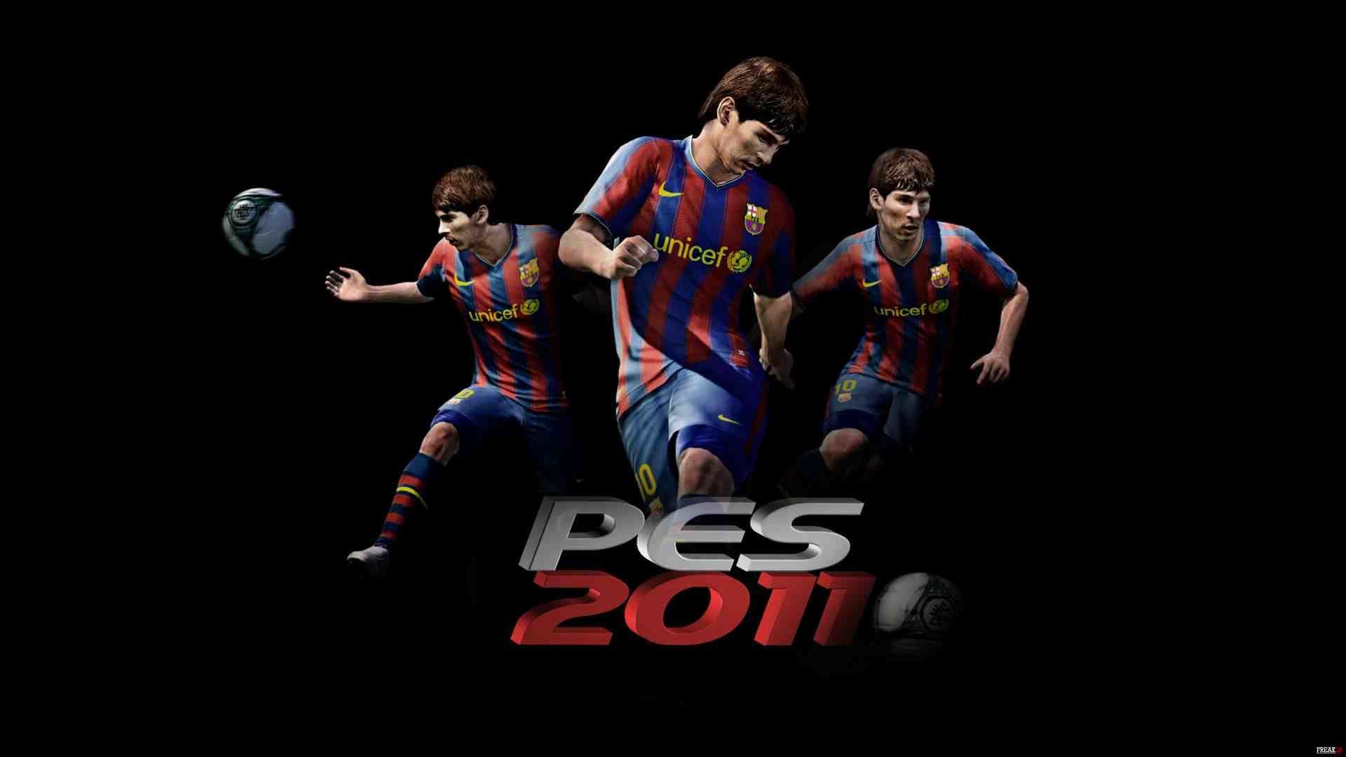 Tapeta PES 2011